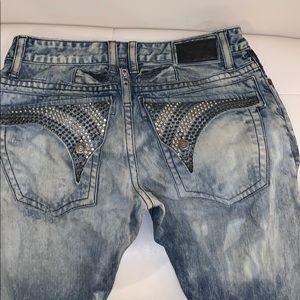 Men's robins jeans